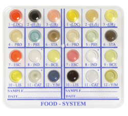 FOOD SYSTEM food pathogen identification