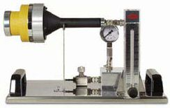 Compressed Air Sampler