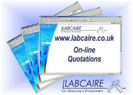 Labcaire on-line