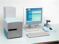 SpectraCell Bacterial Strain Analyzer