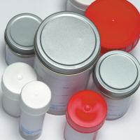 Sterilin containers for microbiology