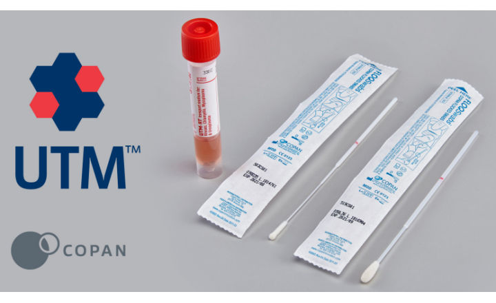 COPAN Streamlines Production to Yield Maximum Output of Viral Transport Kits