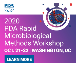 2020 PDA Rapid Microbiological Methods Workshop