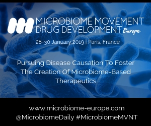 Microbiome Movement - Drug Development Summit 2019