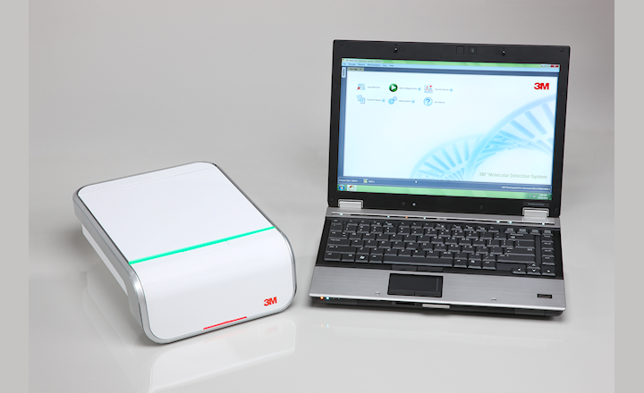3M Molecular Detection System for Food Pathogens