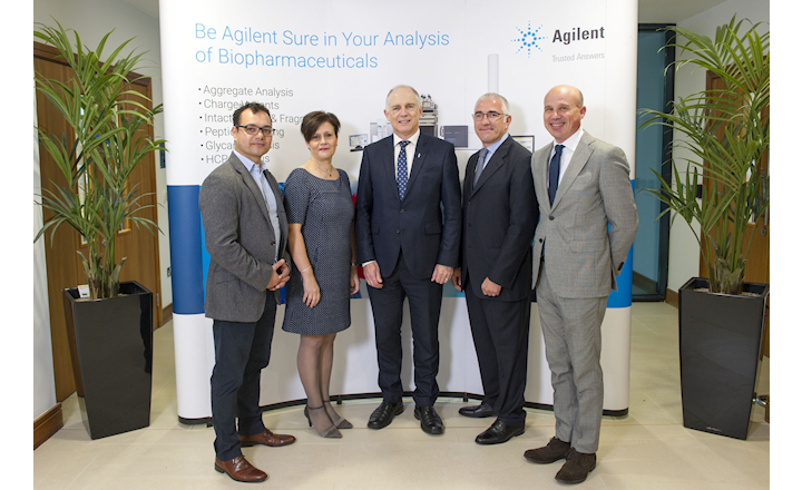 Agilent Ireland team