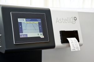 ouchscreen autoclave from Astell
