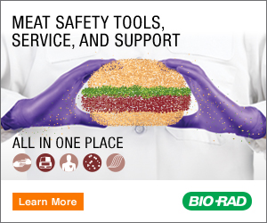 Meat safety tools service and support