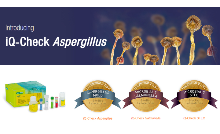Detect Aspergillus in Cannabis