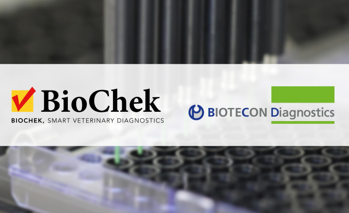 BioChek and BIOTECON merge