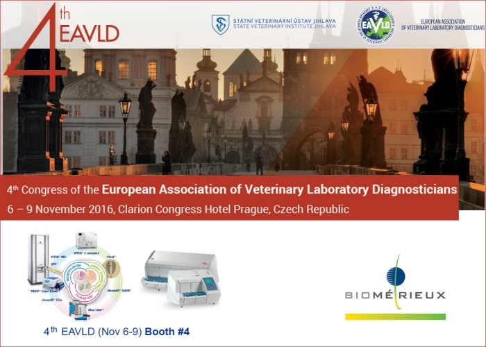 BioMerieux at EAVLD congress