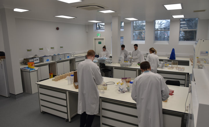 Campden BRI expands microbiology facilities