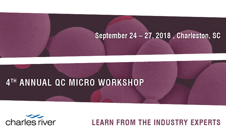 4th Annual QC Micro Workshop