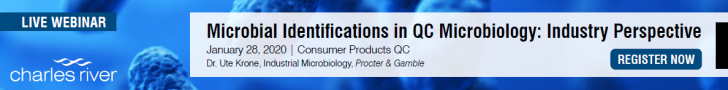 Microbial Identification in QC Microbiology - Webinar