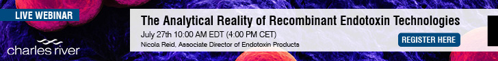 Recombinant Endotoxin Analytical Reality Webinar
