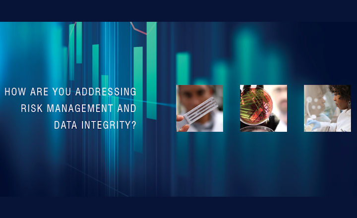 How are you addressing risk management and data integrity