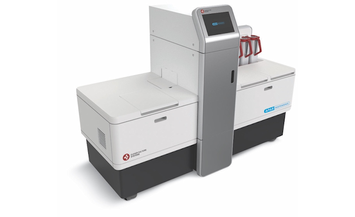 APAS Independence - The first automated culture plate reader
