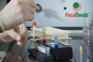 Recent Study Evaluates FecalSwab for Use in Molecular Tests