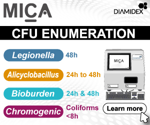 MICA CFU Enumeration from Diamidex