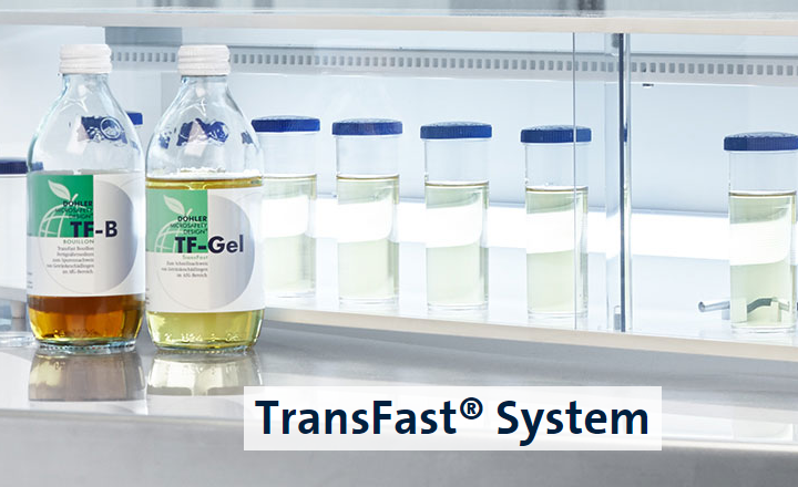 TransFast® system quantitative analysis of microbes in beverages