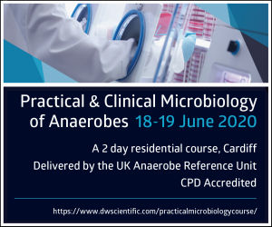 Practical and Clinical Microbiology of Anaerobes Course
