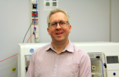 Dr Andrew Pridmore, Head of Microbiology, Don Whitley Scientific
