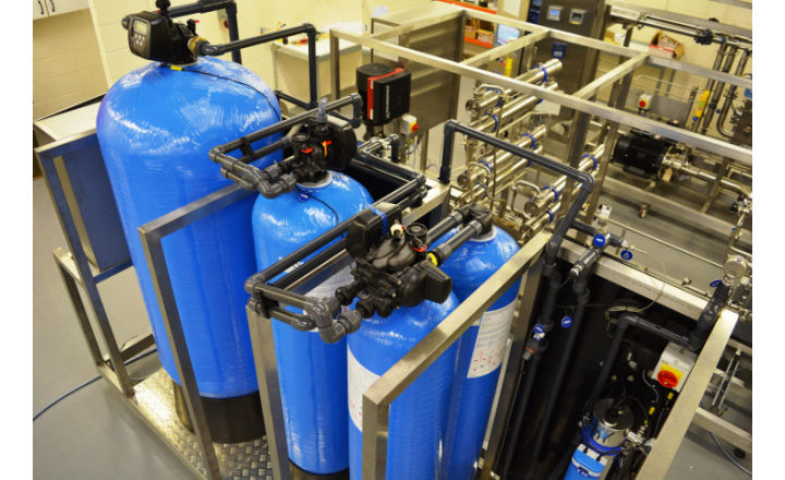Honeyman High Purity Water Systems