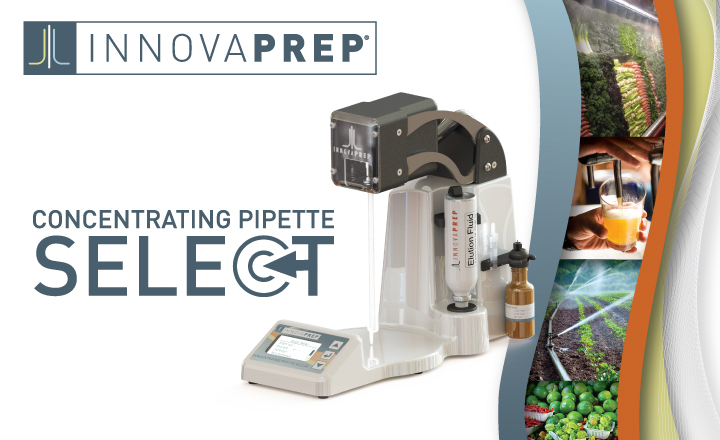 INNOVAPREP CONCENTRATING PIPETTE SELECT