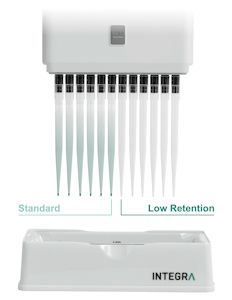 Low Retention Pipette Tips from INTEGRA