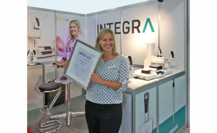 INTEGRA receive a prestigious product innovation award