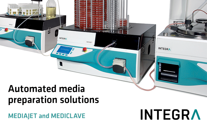 Integra automation solutions for media preparation