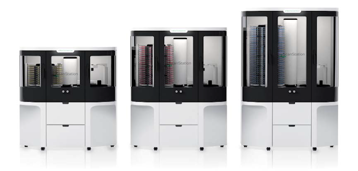 ScanStation range has size to suit every laboratory