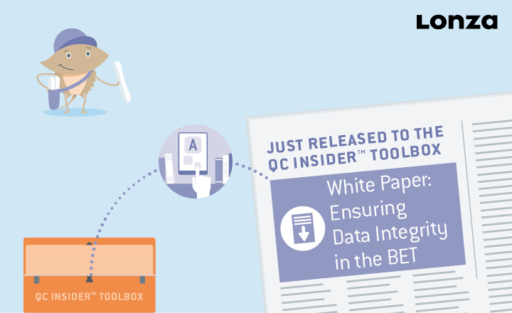 p Just Released White Paper Ensuring Data Integrity in the BET p