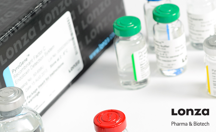 PyroGene recombinant Factor C method