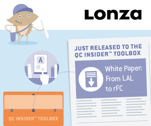 Lonza QC Insider White Paper from LAL to rFC