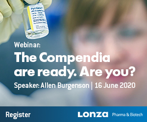 Lonza Webinar 16th June 2020