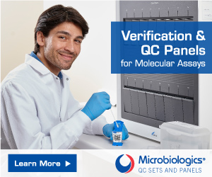 Microbiologics QC Sets and Panels