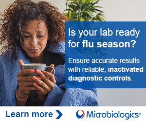 Microbiologics can help you to ensure that your lab ready for flu season