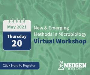 New and Emerging Methods in Microbiology Workshop