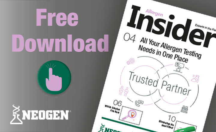 Free download - Allergen Insider