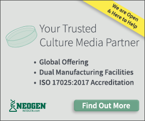 Neogen Your Trusted Culture Media Partner