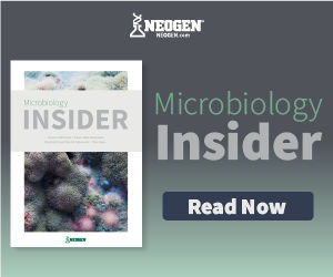 Microbiology Insider for the latest on Microbiology testing and more
