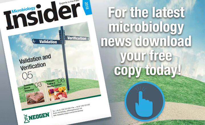 Free copy of Microbiology Insider magazine