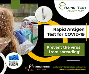 Prognosis Biotech Rapid Antigen Test for COVID 19