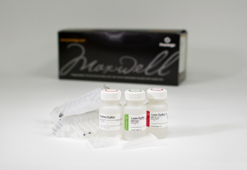Promegas new Maxwell® RSC PureFood Pathogen Kit delivers high-quality DNA from food samples simply & consistently.