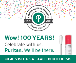 Puritan at AACC Booth #3615