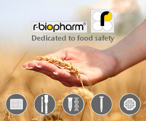 R-biopharm dedicated to food safety