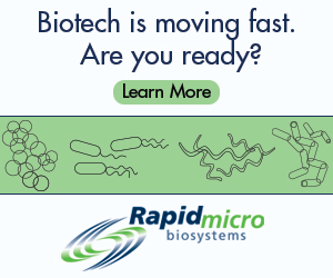 Biotech is moving fast Are you ready
