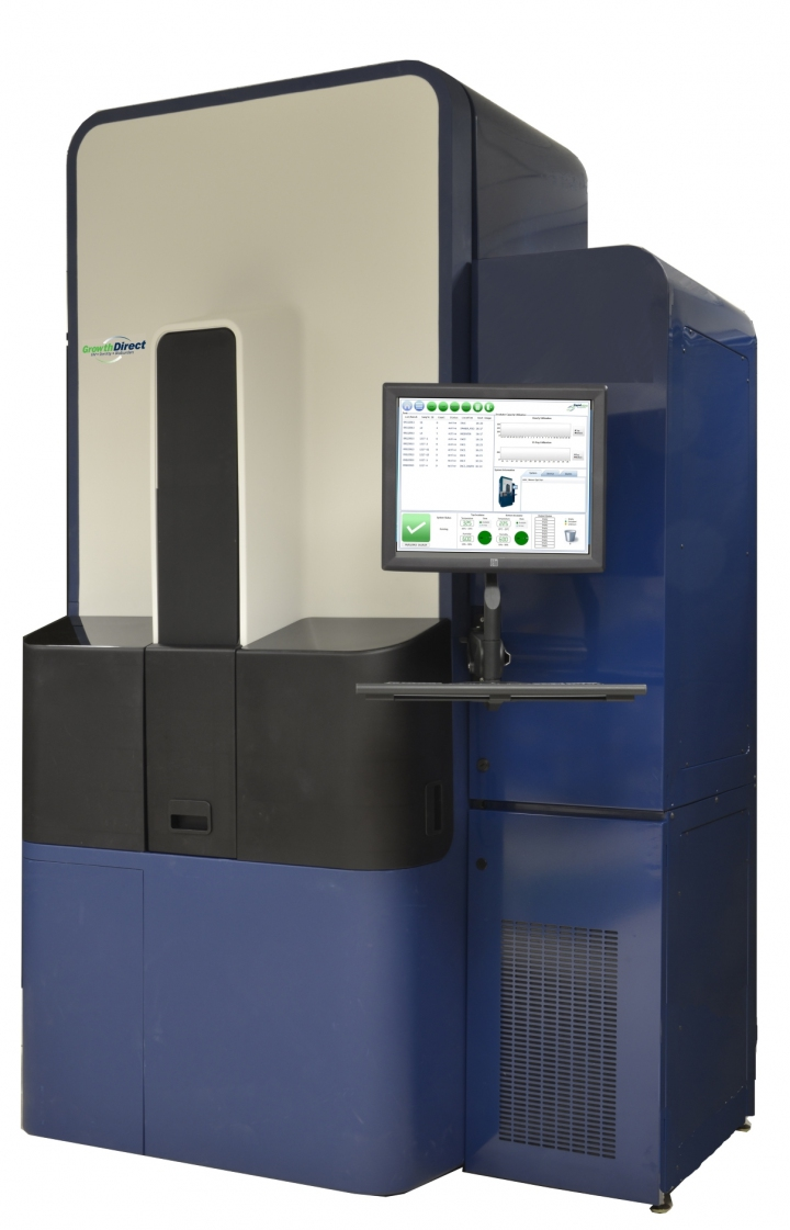 Automated rapid microbial testing