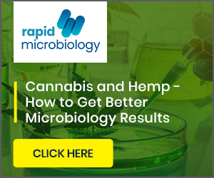 Better Microbiology Results for Cannabis and Hemp Products